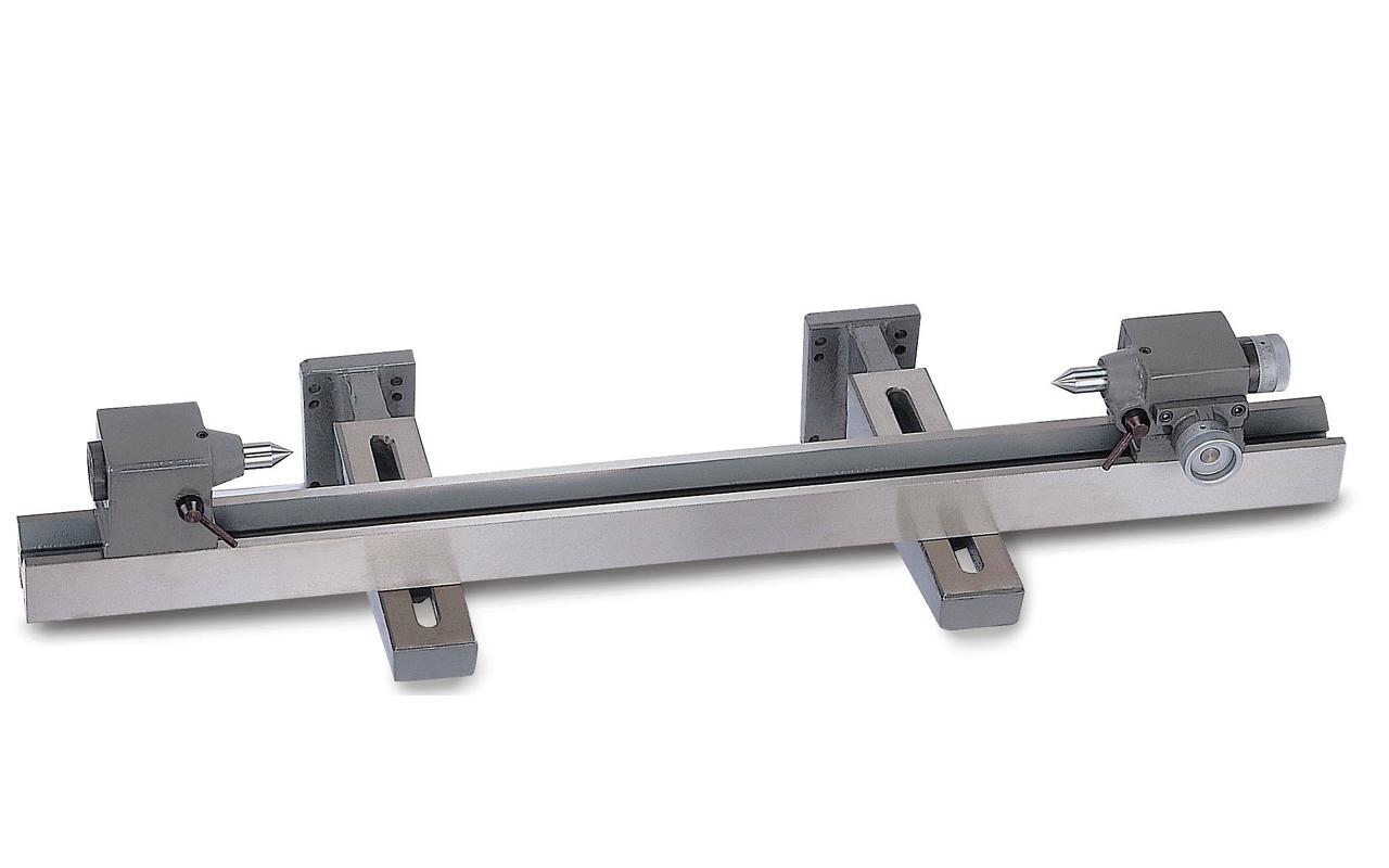 車床用仿削仿型裝置標準配件-樣品夾持台及腳架