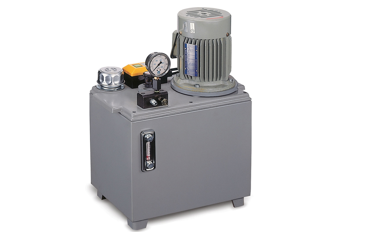 Hydraulic Copying Attachment Machine Parts - Hydraulic Power Unit