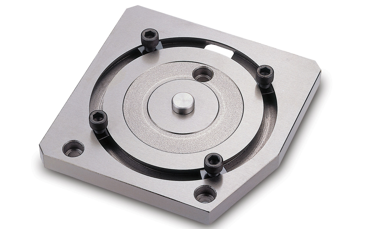 Hydraulic Copying Attachment Machine Parts - 360° swiveling base plate